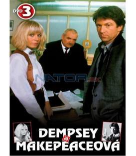 DEMPSEY A MAKEPEACEOVÁ 3 DVD