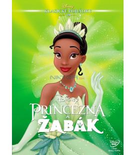Princezna a žabák  (The Princess And The Frog) - Edice Disney klasické pohádky 19. DVD