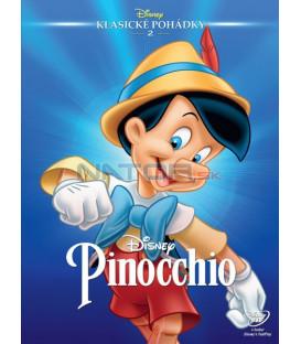 Pinocchio (1940) - Edice Disney klasické pohádky 2. DVD