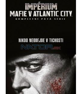 Impérium - Mafie v Atlantic City, 5. sezóna 3DVD (Boardwalk Empire)