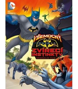 Všemocný Batman: Zvířecí instinkty (Batman Unlimited: Animal Instincts) DVD