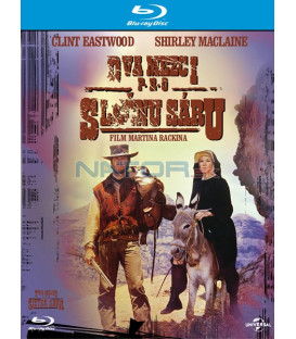 Dva mezci pro slečnu Sáru (Two Mules for Sister Sara) - Blu-ray