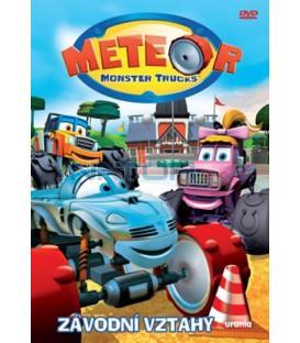Meteor Monster Trucks 1 Závodní vztahy DVD