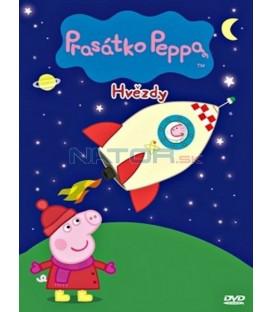 Prasátko Peppa 10 - Hvězdy DVD