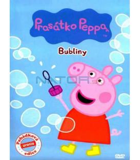 Prasátko Peppa 7 - Bubliny DVD