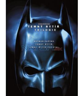 Temný rytíř trilogie 3BD (Dark Knight Trilogy 3BD) Blu-ray
