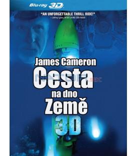 James Cameron: Cesta na dno Země 3D - Blu-ray