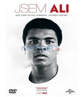 Jsem Ali (I Am Ali) DVD
