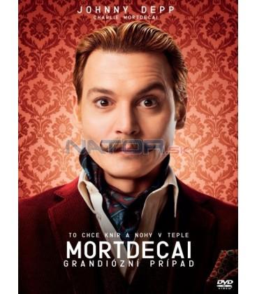 MORTDECAI: GRANDIÓZNÍ PŘÍPAD (Mortdecai) DVD
