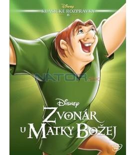 Zvoník u Matky Boží (Hunchback of Notre Dame) - Edice Disney klasické pohádky 8. DVD