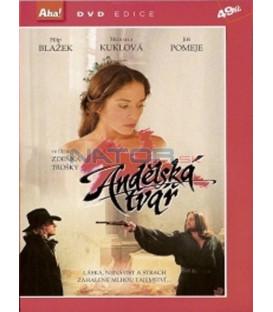 Andělská tvář DVD