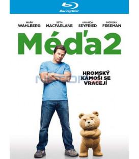 MÉĎA 2 (TED 2) - Blu-ray