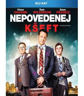 Nepovedenej kšeft (Unfinished Business) Blu-ray