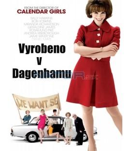 Vyrobeno v Dagenhamu (Made in Dagenham) DVD