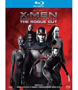 X-Men: Budoucí minulost (2 disky) ( X-Men: Days of Future Past) Blu-ray