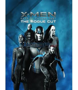 X-Men: Budoucí minulost (2 disky) ( X-Men: Days of Future Past) steelbook, 2 disky