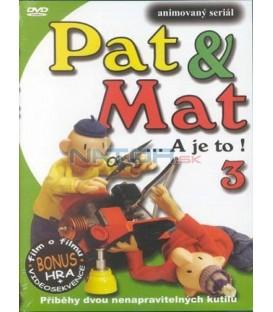 Pat a Mat 3 ...A je to! DVD