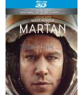Marťan (The Martian)  Blu-ray 3D + 2D