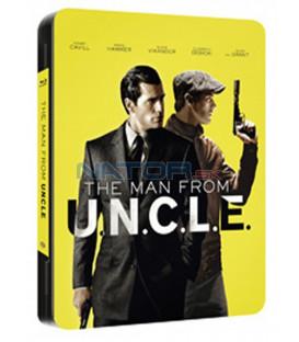 Krycí jméno U.N.C.L.E. (The Man from U.N.C.L.E.) Blu-ray STEELBOOK futurepak