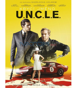 Krycí jméno U.N.C.L.E. (The Man from U.N.C.L.E.) DVD