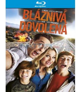 Bláznivá dovolená / Griswoldovci / (Vacation) 2015  Blu-ray
