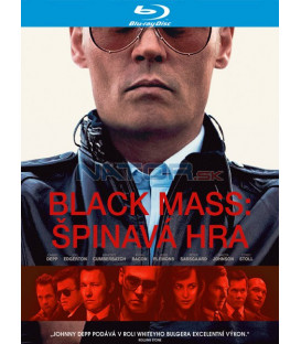 Black Mass: Špinavá hra (Black Mass) Blu-ray