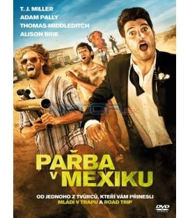 Vo štvorici v Mexiku /  Pařba v Mexiku (Search Party) DVD