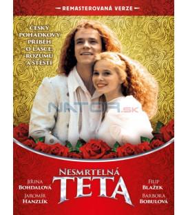 Nesmrtelná teta (remasterovaná verze) DVD