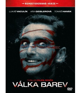 Válka barev (remasterovaná verze) DVD