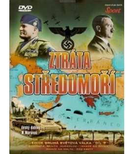 Ztráta Středomoří (La segunda guerra mundial: Mussolini - La ideología fascista) DVD