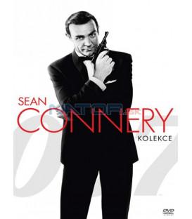 JAMES BOND: SEAN CONNERY - KOLEKCE - 6 DVD