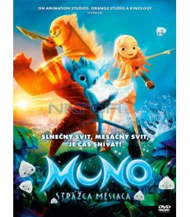 Mune - Strážce Měsíce ( Mune, le gardien de la lune)  DVD