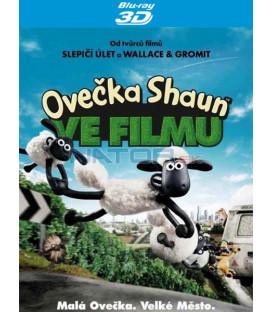 OVEČKA SHAUN VE FILMU (2015) - Blu-ray