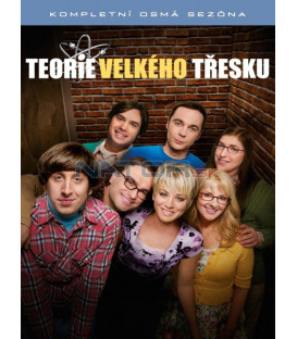 Teorie velkého třesku 8.série 3DVD (Big Bang Theory Season 8 3DVD)