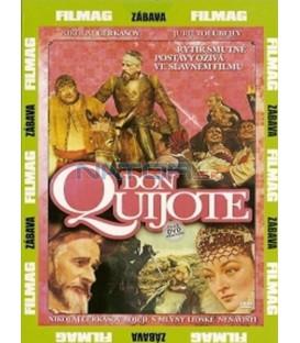 Don Quijote DVD (Don Kichot / Дон Кихот)