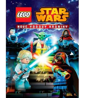 Lego Star Wars: Nové Yodovy kroniky 1  (Lego Star Wars: The New Yoda Chronicles: Volume 1) DVD