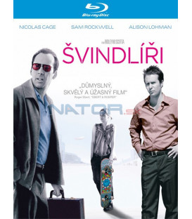 Švindlíři (Matchstick Men) Blu-ray