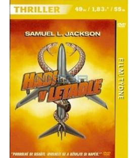 Hadi v letadle (Snakes on a Plane) DVD