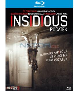 INSIDIOUS: POČÁTEK (Insidious 3) - Blu-ray