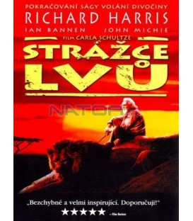 STRÁŽCE LVŮ (To Walk with Lions) DVD