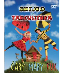 Smejko a Tanculienka - Čáry máry fuk DVD