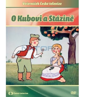 O Kubovi a Stázině DVD