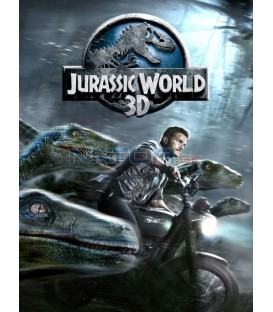 Jurský svet (Jurassic World) Blu-ray 3D STEELBOOK