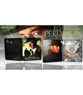 Cesta do zatracení (Road to Perdition) Blu-ray STEELBOOK