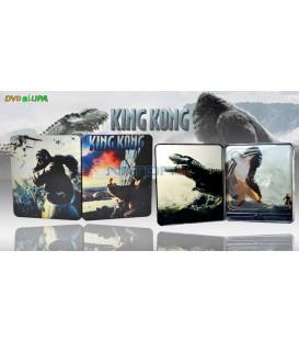 King Kong 2005 Blu-ray STEELBOOK