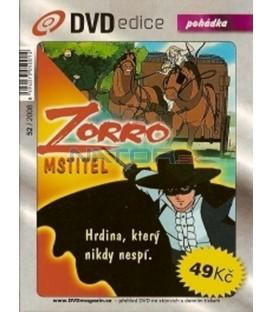 Zorro mstitel (The Legend of Zorro) DVD