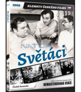 SVĚTÁCI (Remasterovaná verze) - DVD