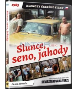 SLUNCE, SENO, JAHODY (Remasterovaná verze) - DVD