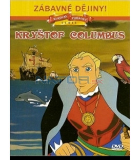 Kryštof Columbus (Christopher Columbus) DVD