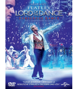 Lord of the  Dance: Dangerous  Games  DVD